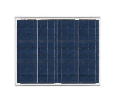 PANEL SOLAR 50W/12V SLC
