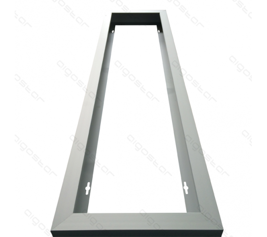 BASE DE SUPERFICIE PARA PANEL 1200X300 SILVER