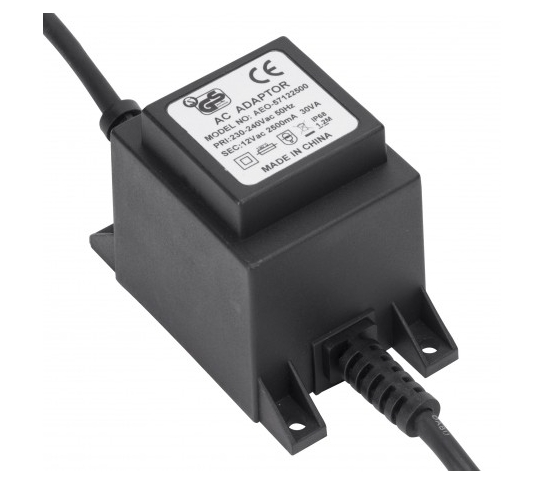 Transformador sumergible 220v/12v 30W IP68