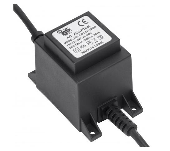 Transformador sumergible 220v/12v 30W IP68
