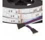 KIT TIRA LED 5M RGB  + MANDO + TRANSFORMADOR 300LEDS INTERIOR