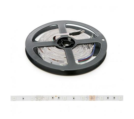 TIRA LED 5M RGB 150LEDS  SMD5050 PARA INTERIOR