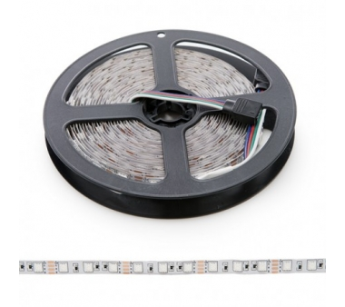 TIRA LED 5M RGB 300LEDS  SMD5050 PARA INTERIOR