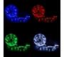 TIRA LED 5M RGB + BLANCO  360LEDS  SMD5050 INTERIOR