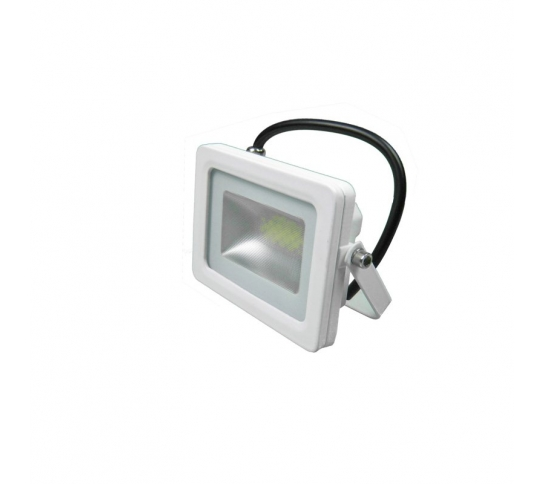 PROYECTOR LED 10W EXTRA PLANO BLANCO