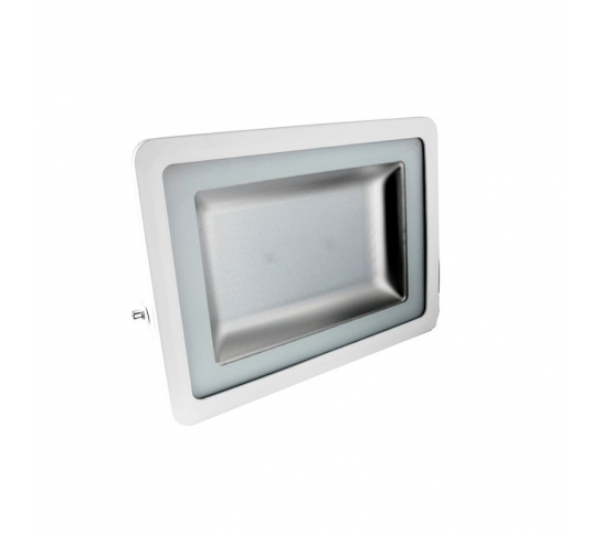 PROYECTOR LED 100W EXTRA PLANO BLANCO