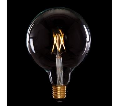 BOMBILLA LED  VINTAGE DIMABLE G125 E27 4W