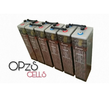OPZS CELLS 189Ah