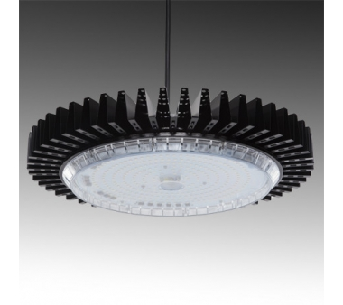 Campana de Leds Ultrafina Regulable 200W Epistar