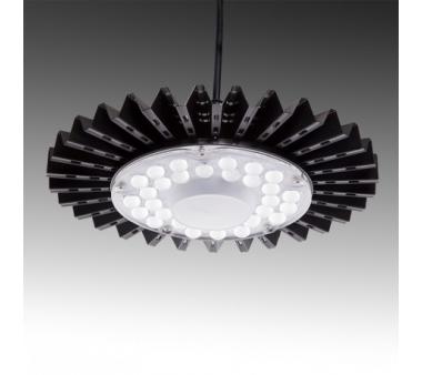 Campana de LEDs UFO IP40 90º 50W