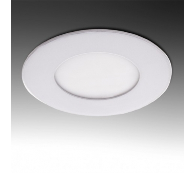 DOWNLIGHT CIRCULAR ECOLINE 90x90mm 3W