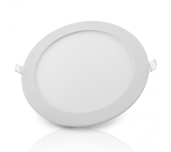 DOWNLIGHT CIRCULAR ECOLINE 225mm 18W