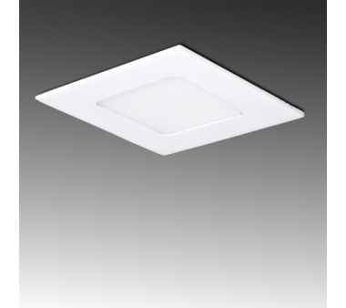 DOWNLIGHT CUADRADO ECOLINE 85X85mm 3W