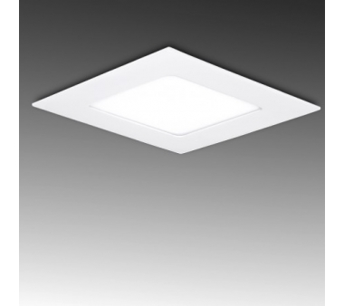 DOWNLIGHT CUADRADO ECOLINE 142mm 9W