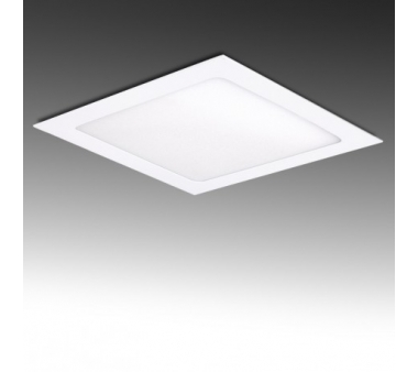 DOWNLIGHT CUADRADO ECOLINE 225mm 18W