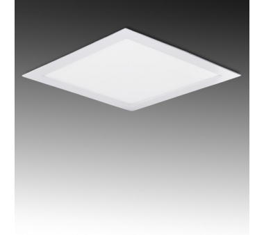 DOWNLIGHT CUADRADO ECOLINE 234mm 20W