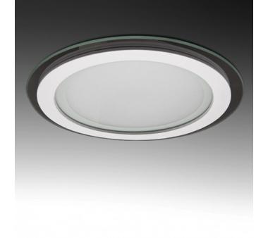 LEDS CIRCULAR CON CRISTAL 15W 200mm
