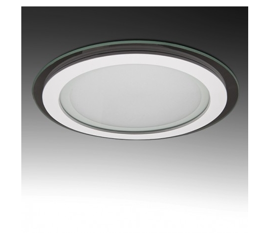 LEDS CIRCULAR CON CRISTAL 18W 200mm