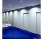 LEDS CIRCULAR CON CRISTAL DUO (BLANCO/AZUL) 10W 130mm