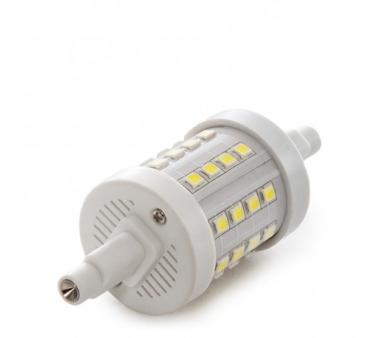 BOMBILLA LEDs R7S 78Mm 360º SMD2835 6W 600Lm 50.000H