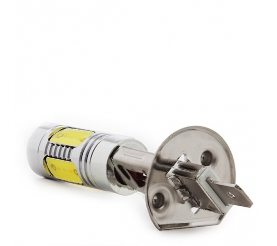 LÁMPARA DE LEDS 7,5W ALTA LUMINOSIDAD BASE 12-24V BASE H1