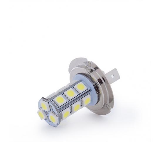 LÁMPARA DE LEDS BASE H7 18 X 5050SMD