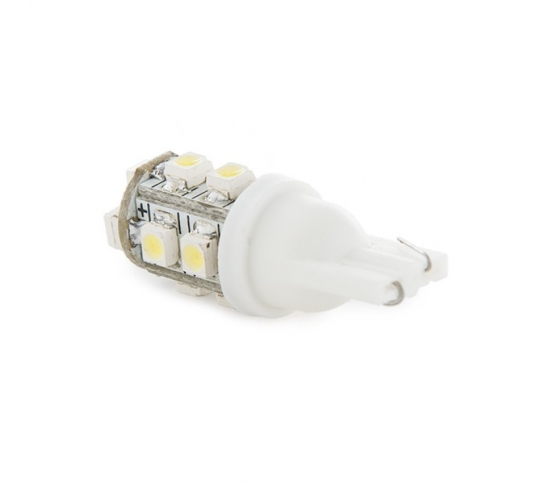 LÁMPARA DE LEDS BASE T10 12 X 3528SMD