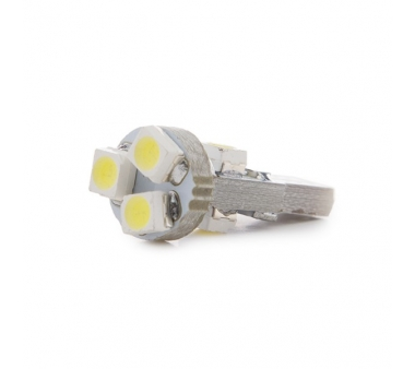 LÁMPARA DE LEDS BASE T5 5 X 3528SMD