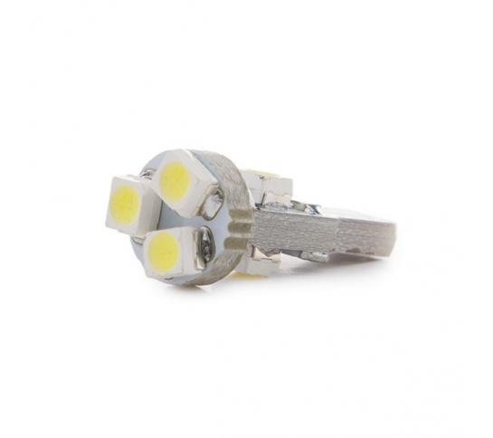 LÁMPARA DE LEDS BASE T5 5 X 3528SMD