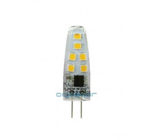 G4 LED 2W 160 LÚMENES