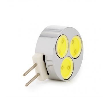 G4 DE LEDS COB 3W 12VDC 300LM