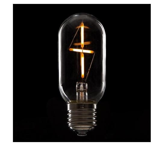 BOMBILLA LED FILAMENTO VINTAGE  E27 3W 300Lm