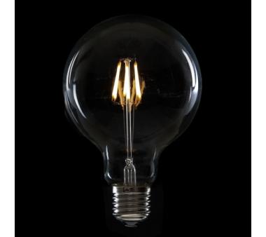 BOMBILLA LED FILAMENTO VINTAGE G125  E27 6W 600Lm