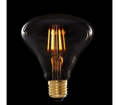 BOMBILLA VINTAGE LED BR95 FRIDA 6W E27