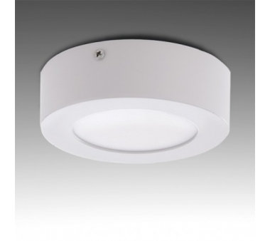 DOWNLIGHT CIRCULAR SUPERFICIE Ø120mm  6W