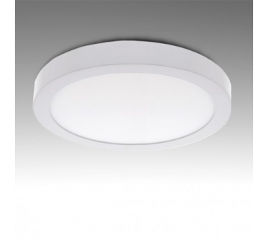 DOWNLIGHT CIRCULAR SUPERFICIE Ø169mm 12W