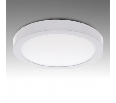 DOWNLIGHT CIRCULAR SUPERFICIE Ø225mm 18W