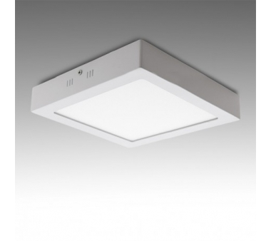 DOWNLIGHT CUADRADO SUPERFICIE 174mm 12W