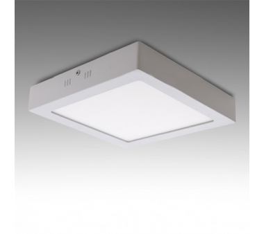DOWNLIGHT CUADRADO SUPERFICIE 225mm 18W