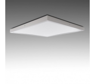 DOWNLIGHT CUADRADO SUPERFICIE 600X600mm 48W