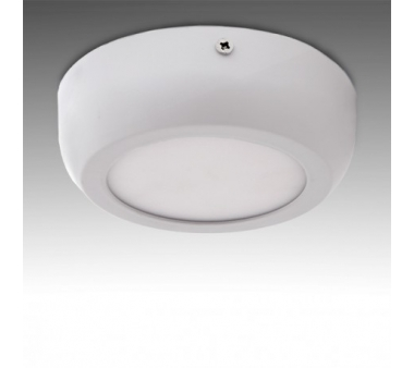 DOWNLIGHT CIRCULAR SUPERFICIE STYLE 120mm 6W