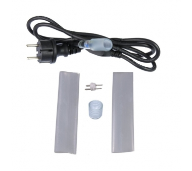 KIT RECTIFICADOR 220V HILO LUMINOSO, RETRÁCTIL, PINCHO Y TAPÓN