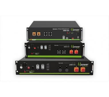 Litio U-Power 2,4Kw 48V