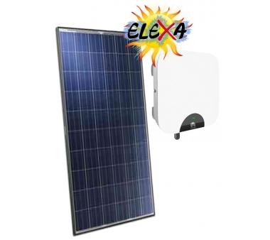 Solar Max 2700W/h + Huawei 5KW